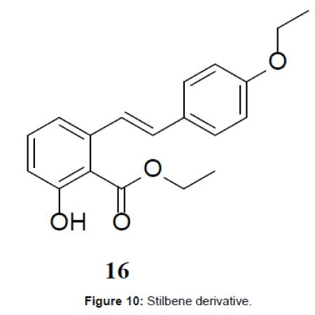 medicinal-chemistry-Stilbene-derivative