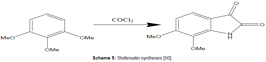 medicinal-chemistry-Stolleisatin-syntheses