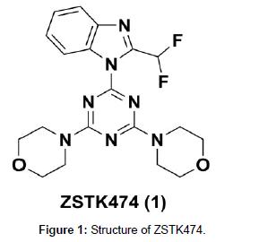 medicinal-chemistry-Structure-ZSTK474