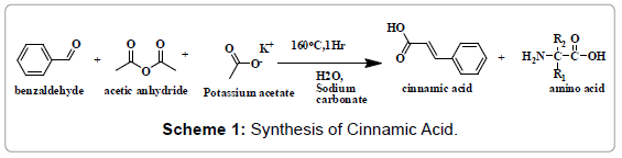 medicinal-chemistry-Synthesis-Cinnamic-Acid