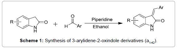 medicinal-chemistry-Synthesis-arylidene-oxindole