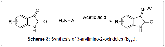 medicinal-chemistry-Synthesis-arylimino-oxindoles