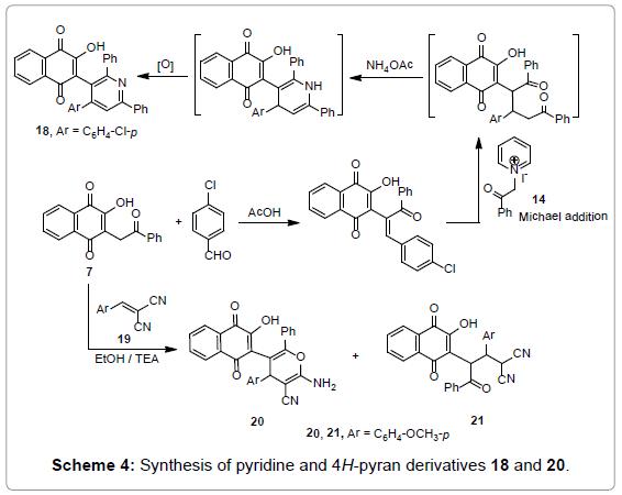 medicinal-chemistry-Synthesis-pyridine-derivatives