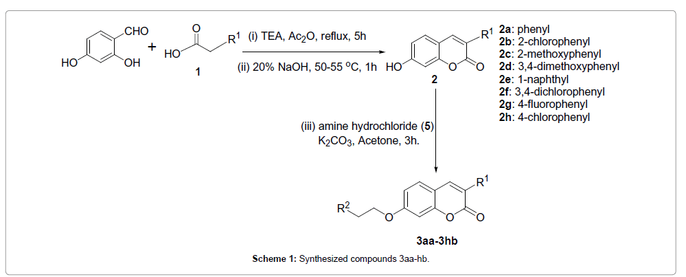medicinal-chemistry-Synthesized-compounds