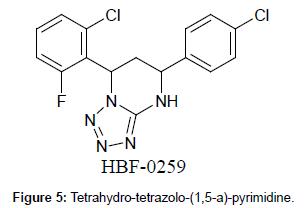 medicinal-chemistry-Tetrahydro-tetrazolo