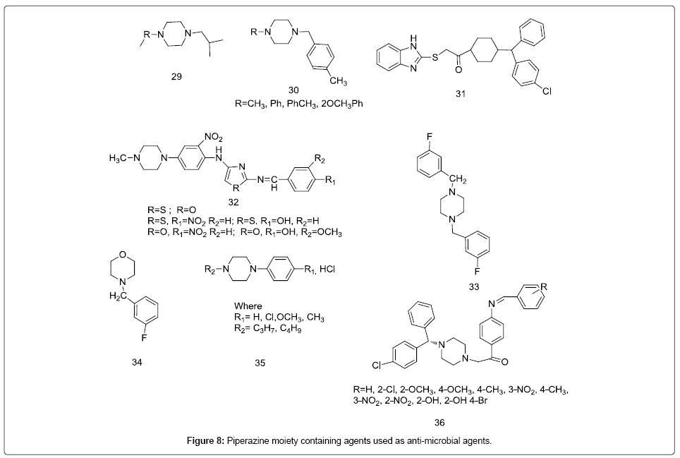 medicinal-chemistry-anti-microbial-agents