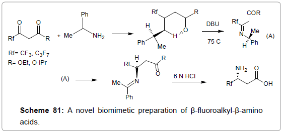 medicinal-chemistry-biomimetic-fluoroalkyl-amino