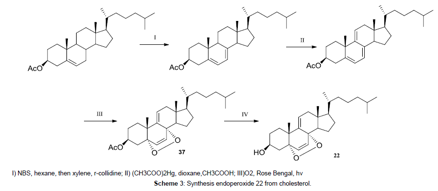 medicinal-chemistry-Synthesis-endoperoxide