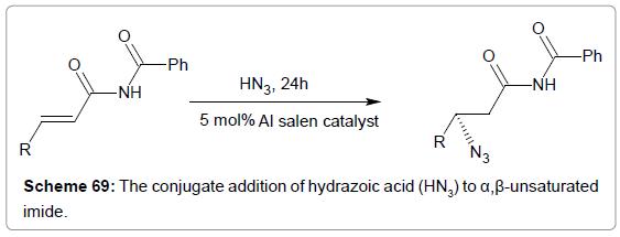medicinal-chemistry-conjugate-addition-hydrazoic
