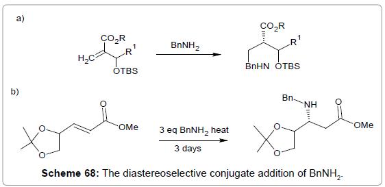 medicinal-chemistry-diastereoselective-conjugate-addition