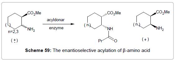medicinal-chemistry-enantioselective-acylation-amino