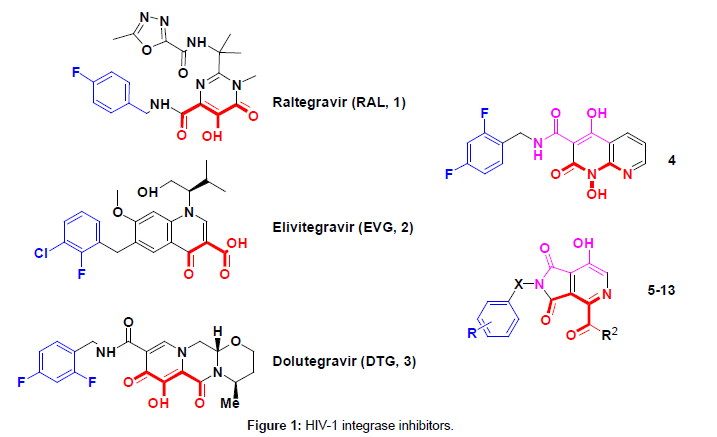 medicinal-chemistry-integrase-inhibitors