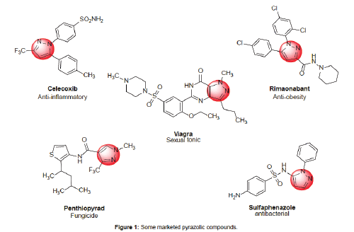 medicinal-chemistry-marketed-pyrazolic-compounds