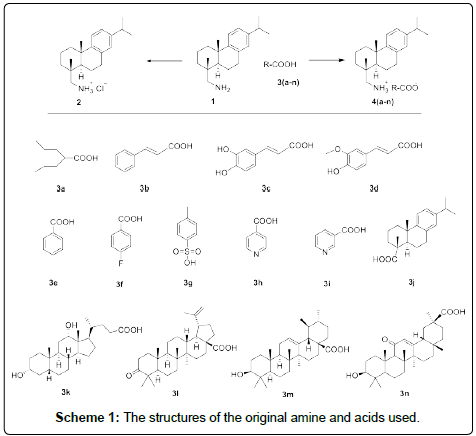 medicinal-chemistry-structures-structures-amine