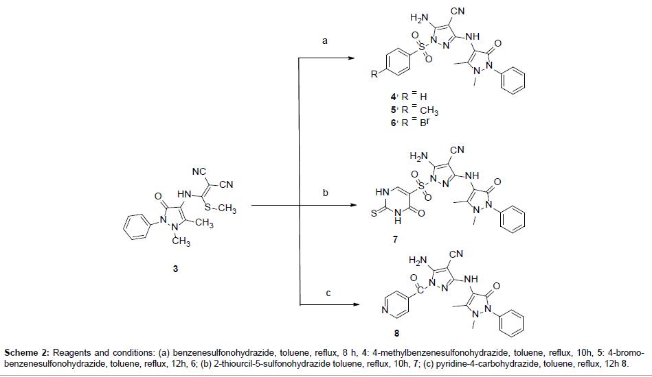 medicinal-chemistry-sulfonohydrazide-toluene