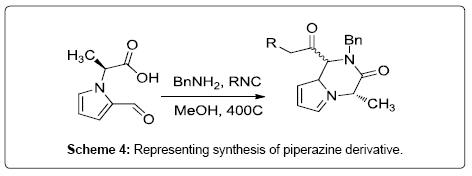 medicinal-chemistry-synthesis-piperazine