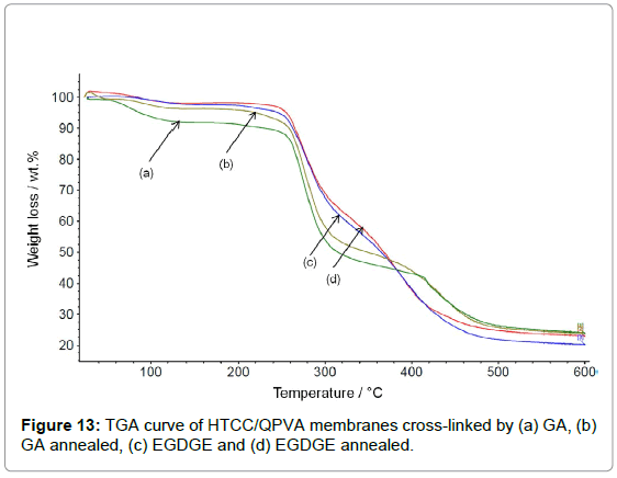 membrane-science-technology-TGA-curve-HTCC