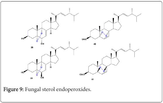 molecular-genetic-medicine-Fungal-sterol-endoperoxides