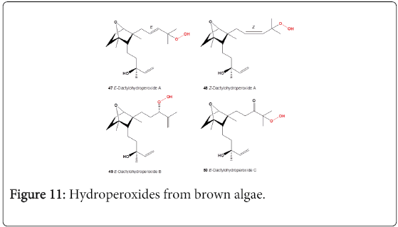 molecular-genetic-medicine-Hydroperoxides-brown-algae