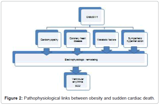 Arrythmias associated with morbid obesity