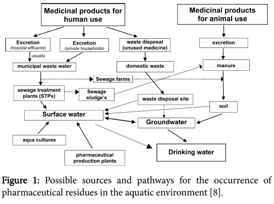 molecular-genetic-medicine-Possible-sources-pathways