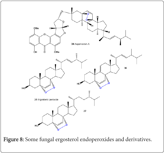 molecular-genetic-medicine-fungal-ergosterol-endoperoxides