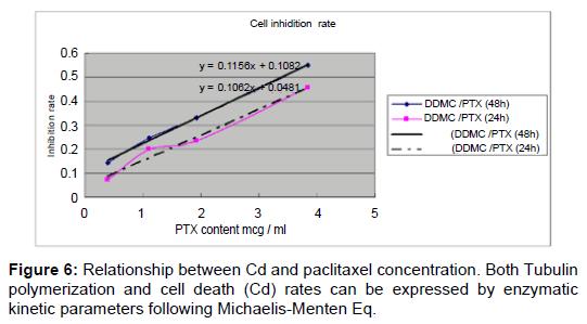 nanomedicine-nanotechnology-paclitaxel-tubulin-polymerization