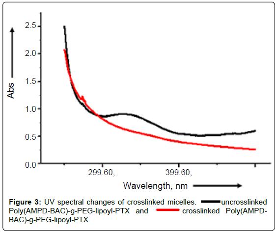 nanomedicine-nanotechnology-spectral-crosslinked-micelles