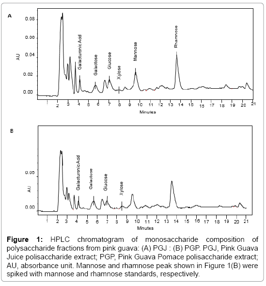 natural-products-chemistry-research-HPLC-chromatogram