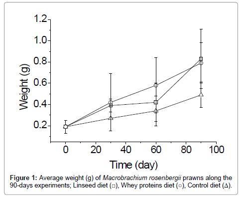 an experiment of the diets affects on the growth rate of macrobachium rosenbergii It is only at slow growth rates (slow dilution rate)  24878/ %x abstrak aids has been a pandemic and affects all age  of this experiment.