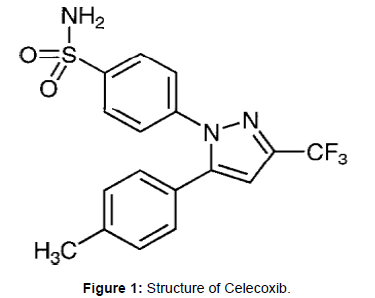 nutritional-disorders-therapy-Structure-Celecoxib