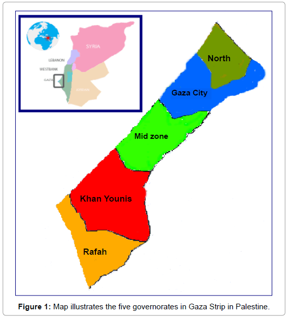 oral-hygiene-health-map-illustrates-governorates