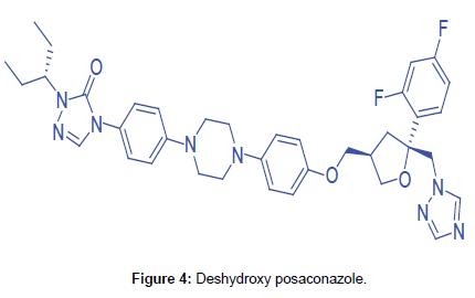 organic-chemistry-current-research-Deshydroxy-posaconazole