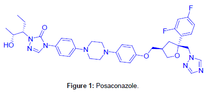 organic-chemistry-current-research-Posaconazole