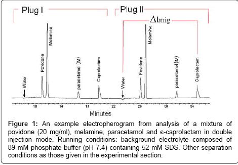 paharmaceutica-analytica-acta-electropherogram