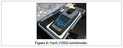petroleum-environmental-biotechnology-Hach-turbidimeter