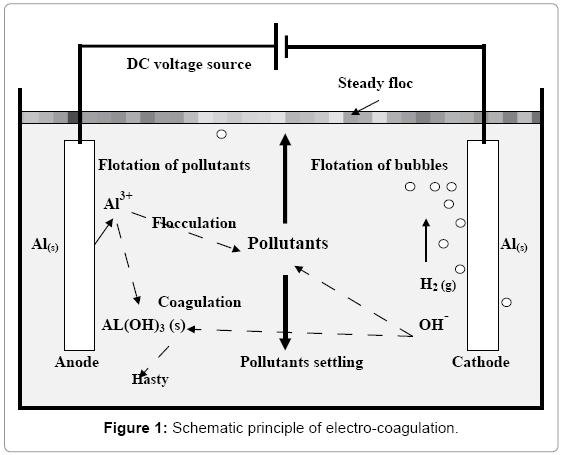 petroleum-environmental-biotechnology-Schematic-electro-coagulation