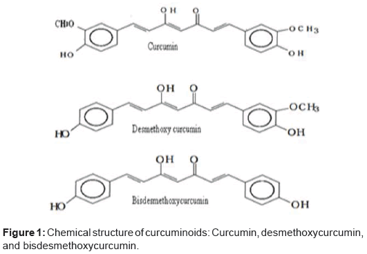 pharmaceutica-analytica-acta-Chemical-structure-curcuminoids