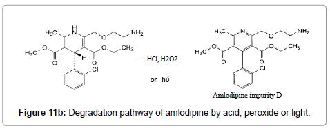 pharmaceutica-analytica-acta-Degradation-pathway