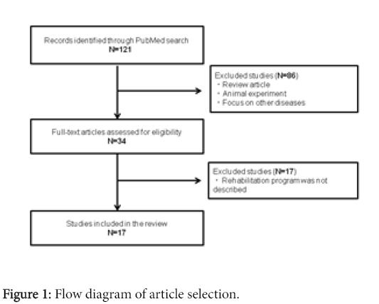 physical-medicine-rehabilitation-Flow-diagram-article-selection