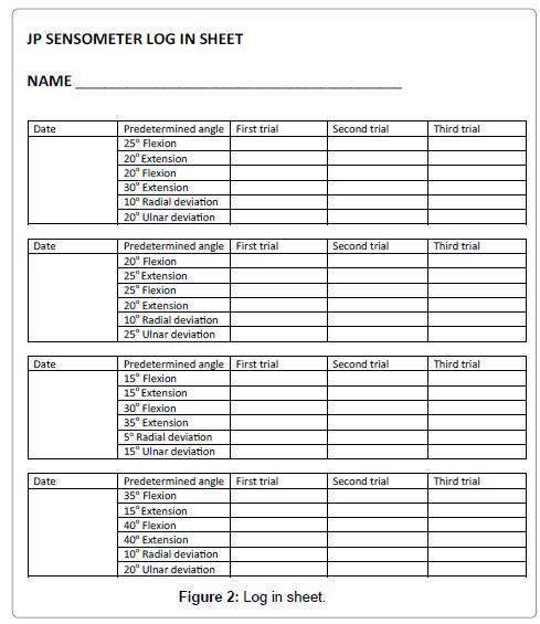 physical-medicine-rehabilitation-Log-sheet