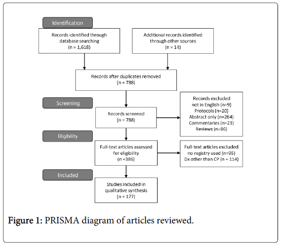 Systematic Review Of Cerebral Palsy Registriessurveillance Groups