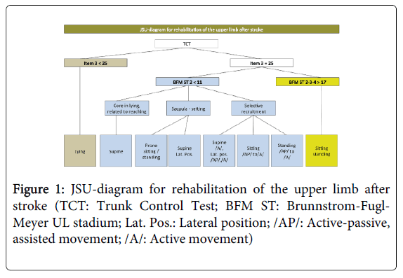 JSU-Diagram: A Guideline for Treatment of the Upper Limb in