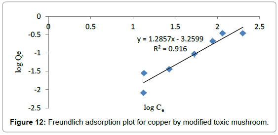 pollution-and-effects-Freundlich-adsorption-plot