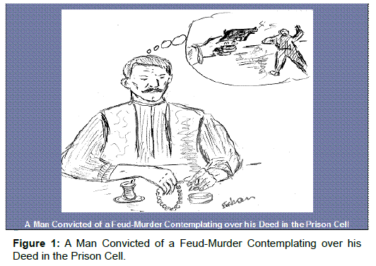 sociology-criminology-feud-murder-Contemplating