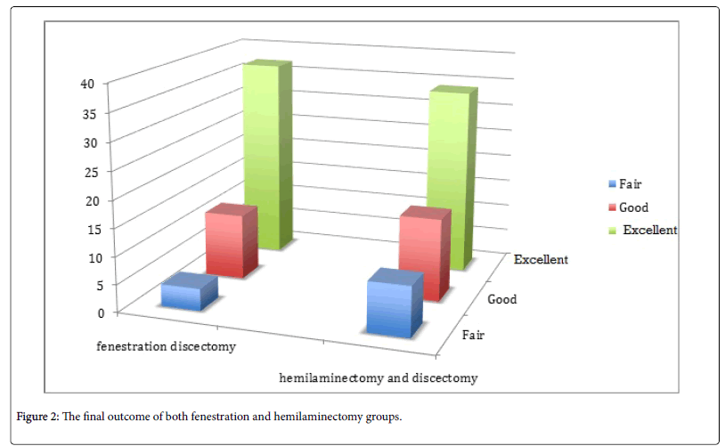 The Functional and Economic Outcome of Lumber Discectomy: A ...