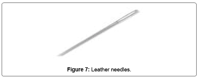 textile-science-Leather-needles