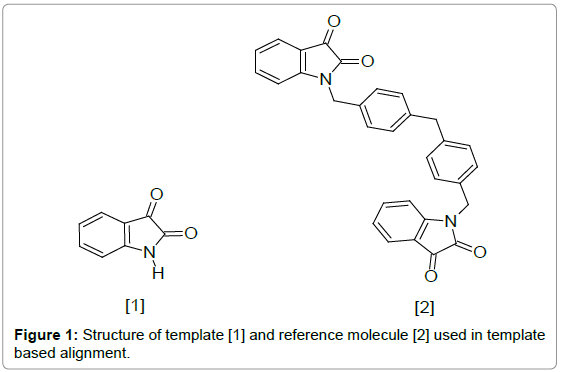 theoretical-computational-science-Structure-template-molecule