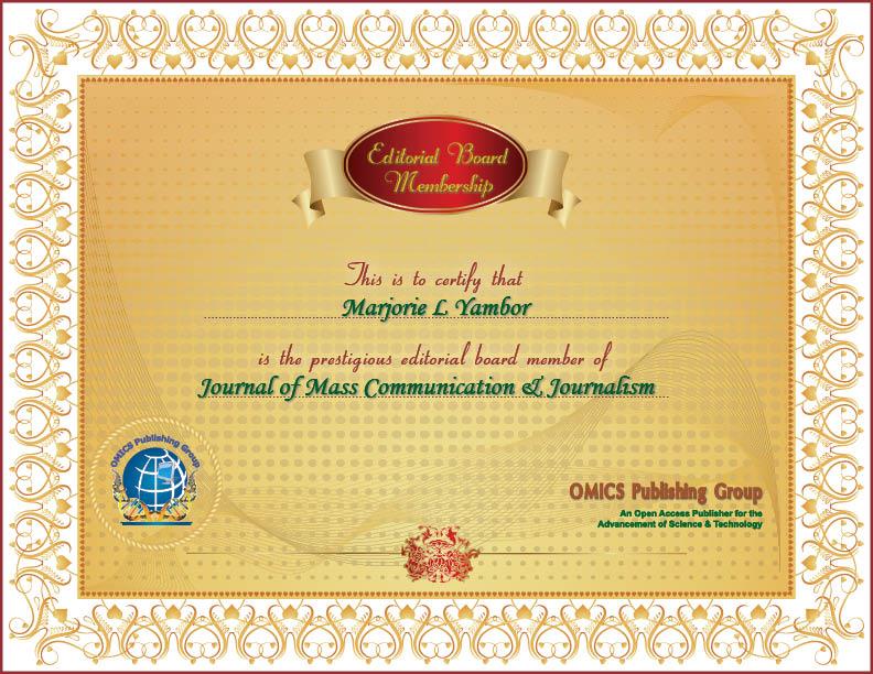 mass communication dissertation