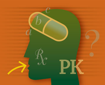 pharmacokinetics of haldol decanoate